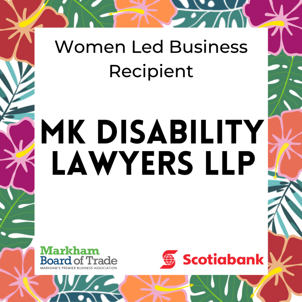 MK Disability Lawyers Named Best Women Led Business